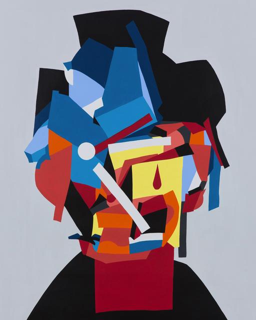 , 'Flux,' 2017, Mirus Gallery