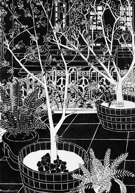 , 'Blossom (Tree) B&W,' 2009, Tatha Gallery