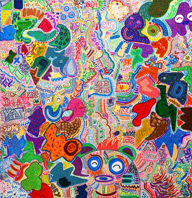 , 'Untitled 3,' 2016, Galerie Artefact