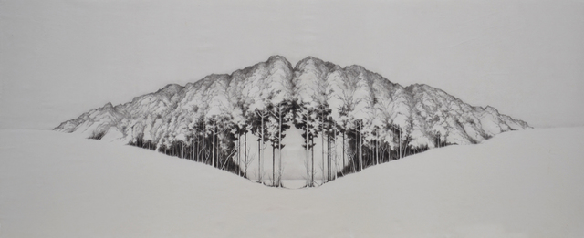, 'The snowy karasumori,' 2013, Our Gallery