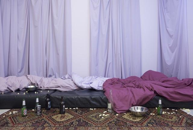 Prem Sahib, 'Rosa', 2018, Whitechapel Gallery