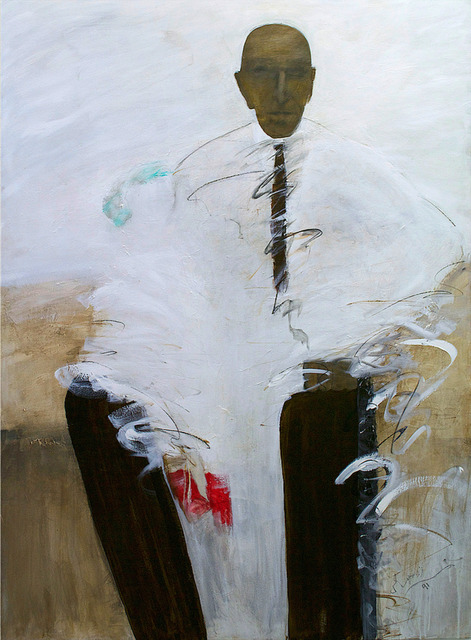 , 'Peeing on Mossadegh's Lap,' 2010, Fondation Behnam Bakhtiar