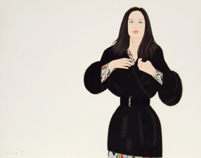 Alex Katz, 'Maria II', 1993, michael lisi / contemporary art