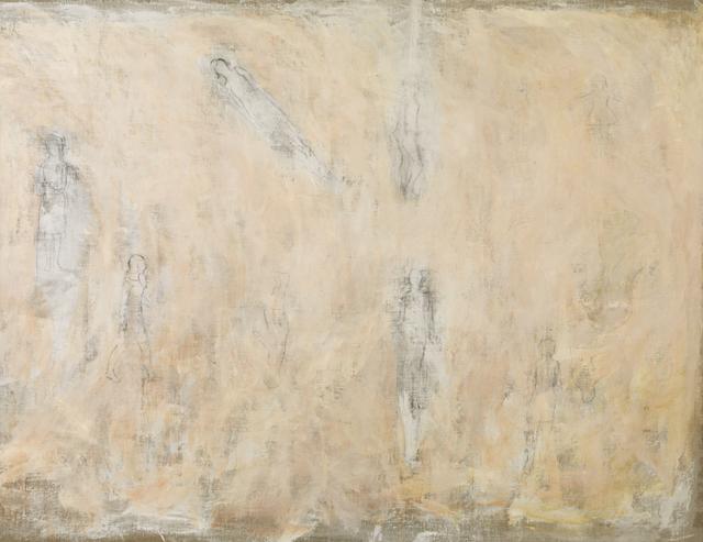, 'Svävan,' 2017, Nancy Margolis Gallery