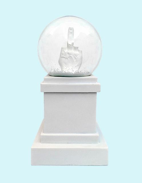 Maurizio Cattelan, 'L.O.V.E. Snow Globe', 2014, EHC Fine Art: Essential Editions VII