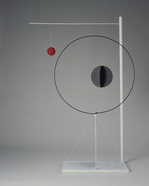 Alexander Calder, 'Object with Red Ball', 1931, Calder Foundation
