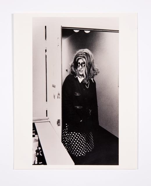 , 'Roberta at Gallery Opening (Lynn),' 1976, Bridget Donahue