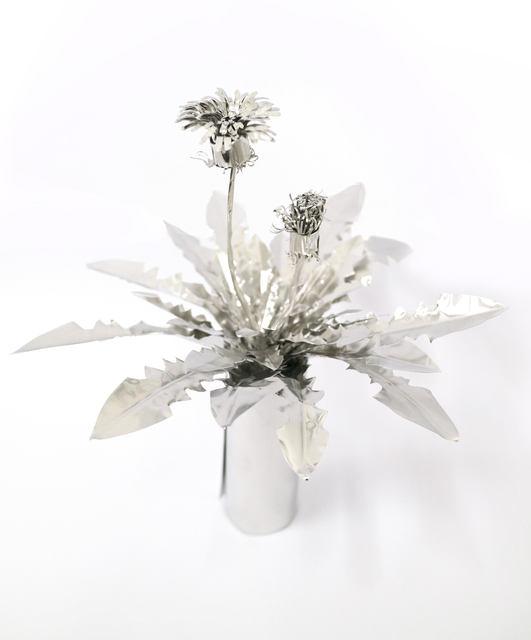 , 'Dandelion with flower,' 2017, HUMO Gallery