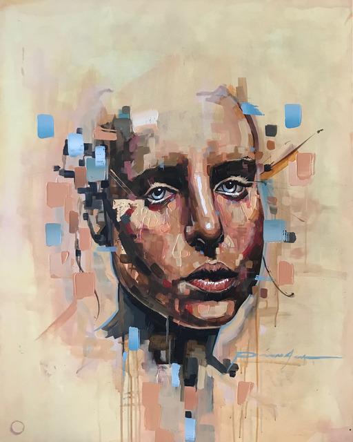 , 'Human,' 2019, Opulent Living Gallery