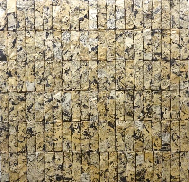 JOSEPH (b. 1961), 'Je ne peux pas dormir - 126 compressions', Bel-Air Fine Art