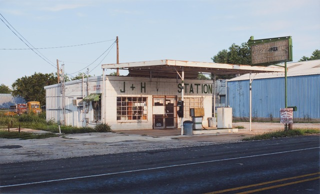 Rod Penner, 'J & H Service Station', 2012, Miles McEnery Gallery