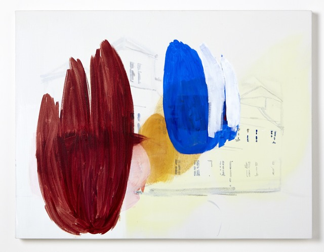 , 'Schloss Tegel (large detail),' 2014, Anglim Gilbert Gallery