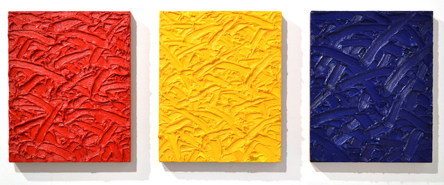 , 'Ratio Triptych #5,' 2010, Telluride Gallery of Fine Art