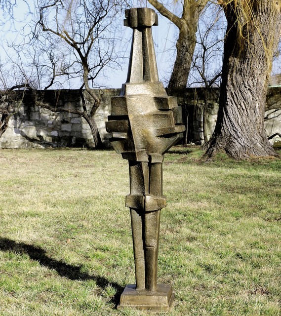 , 'Male Figure I,' Design 1962, Galerie Bei Der Albertina Zetter