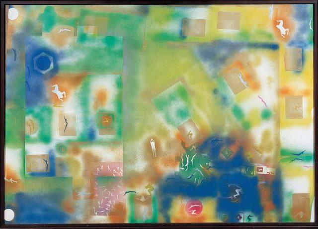 , 'Piscine,' 1988, TAG TheArtGallery
