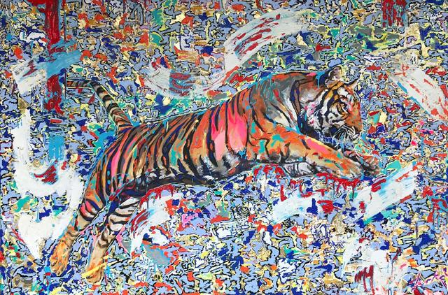 , 'Tiger,' 2019, Vintage Deluxe