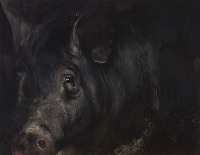 , 'Pig,' 2013, braveARTconsulting
