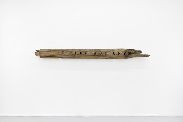 , 'Tree 1,' 2016, Suzanne Tarasieve