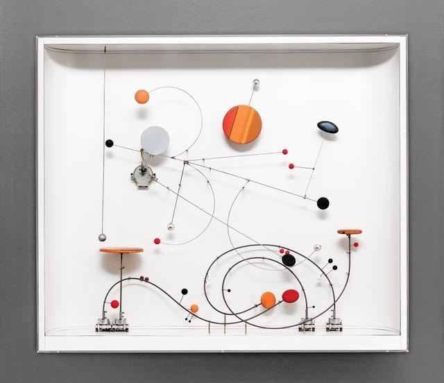 , 'Kinetic Object  C-15,' 1969-2001, Galeria Nara Roesler