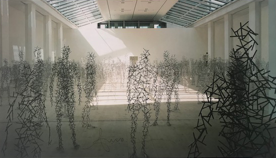 Antony Gormley, 'Domain Field (signed)', 2003, Lougher Contemporary Gallery Auction