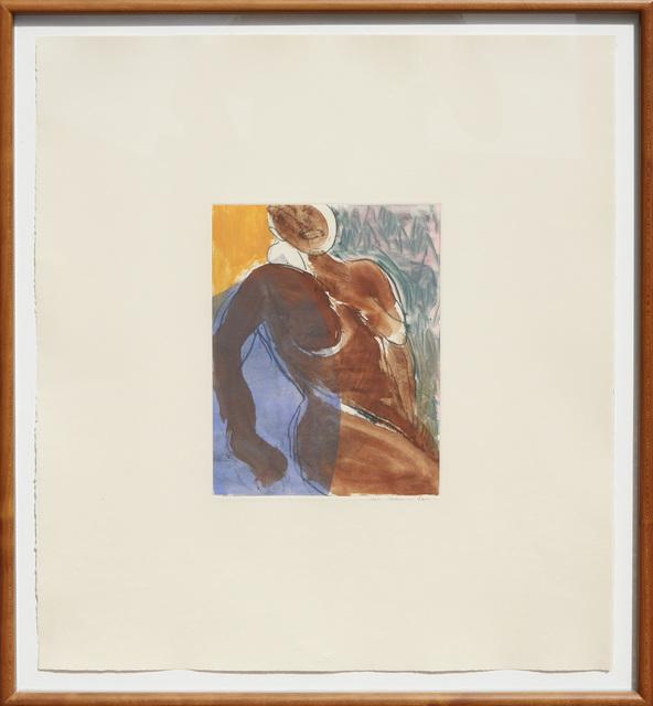 , 'Brown Nude,' 1982, David Richard Gallery