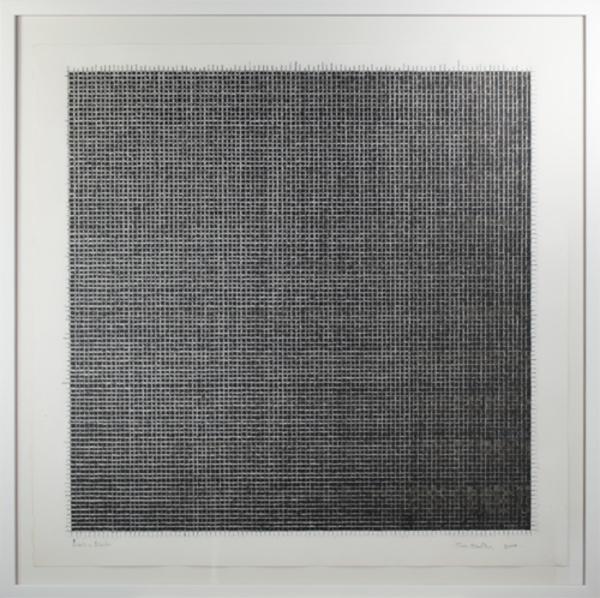 , 'Black & Black ,' 2017, David Barnett Gallery