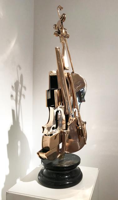 , 'Violon Cubiste,' ca. 2004, Whitford Fine Art