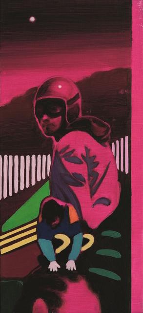 , 'The Pink Night,' 2017, Tajan ArtStudio