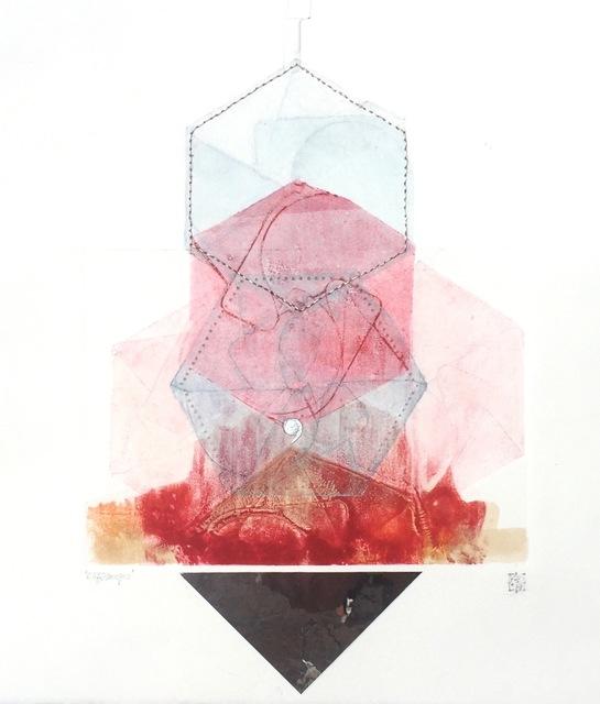Karin Bruckner, 'Cliff Hanger', 2019, Susan Eley Fine Art