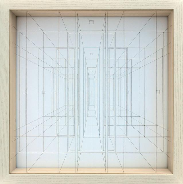 , 'Corridors #6,' 2016, The Flat - Massimo Carasi