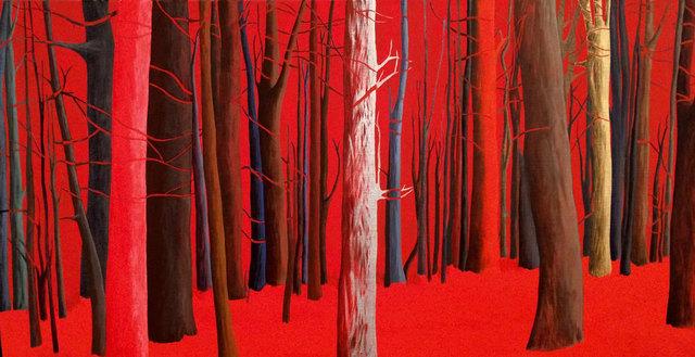 , 'Fire,' 2015, Spotte Art
