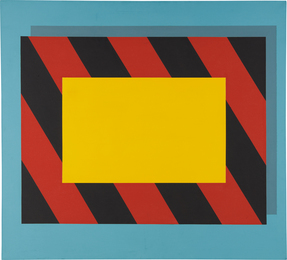 Allan D'Arcangelo, 'Danger,' 1967, Phillips: 20th Century and Contemporary Art Day Sale (November 2016)