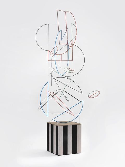 , 'The Juggler,' 2015, Almine Rech Gallery