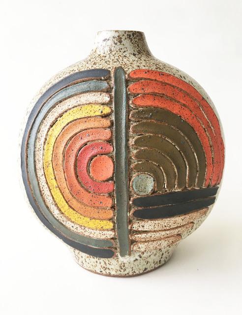 Kat Hutter, 'Textured Vessel (1)', 2019, Eutectic Gallery
