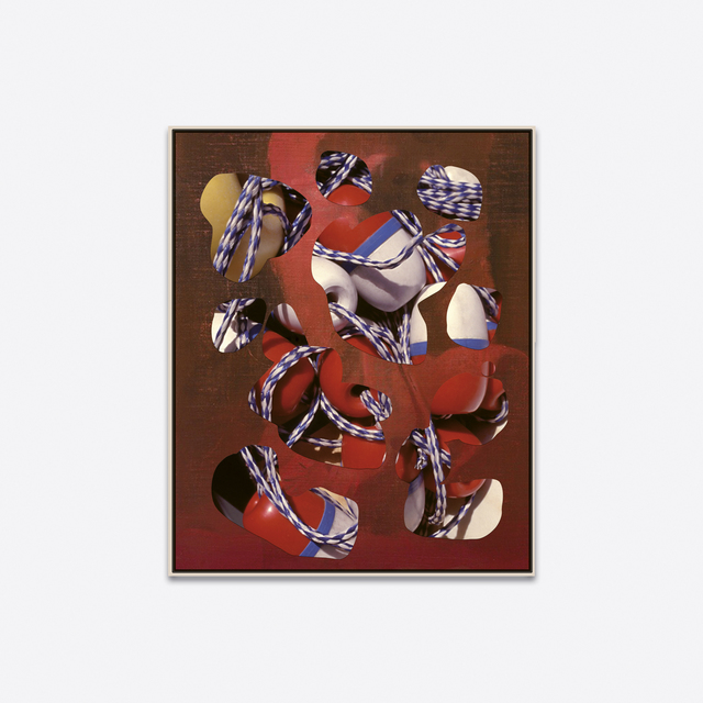 , 'Construction 611,' 2016, Galerie Christophe Gaillard