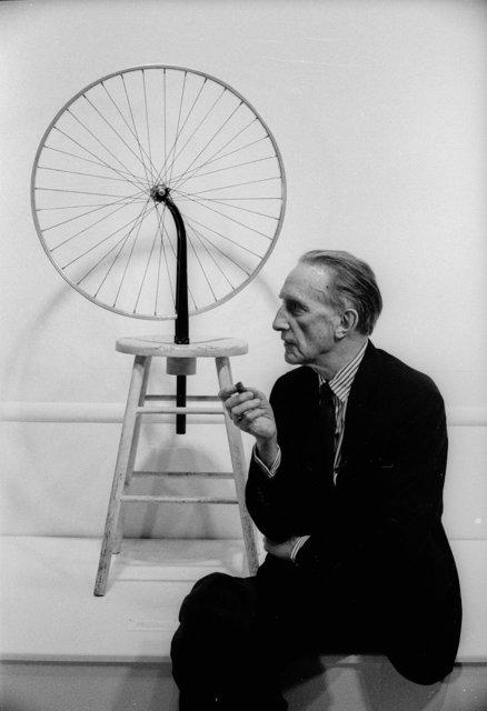 , 'Marcel Duchamp, Duchamp Retrospective, Pasadena Art Museum, 1963,' 2015, Robert Berman Gallery