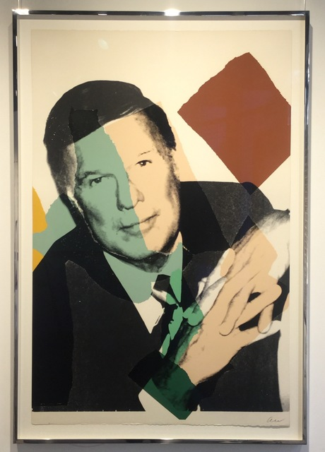 Andy Warhol, 'Frederick Weisman (very rare, edition of just 10)', 1975, Joseph Fine Art LONDON