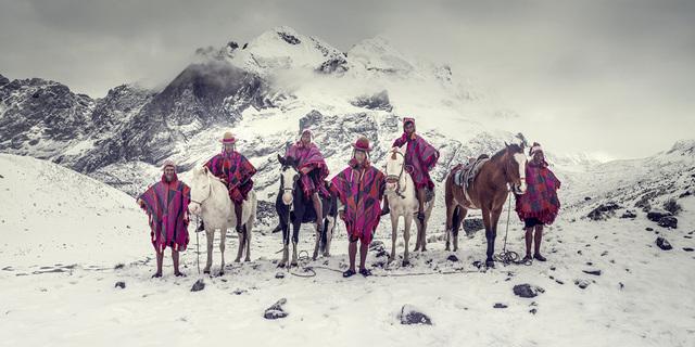 , 'XL 23, Q'ero, Ausangate mountain range, Andes, Peru,' 2018, Atlas Gallery