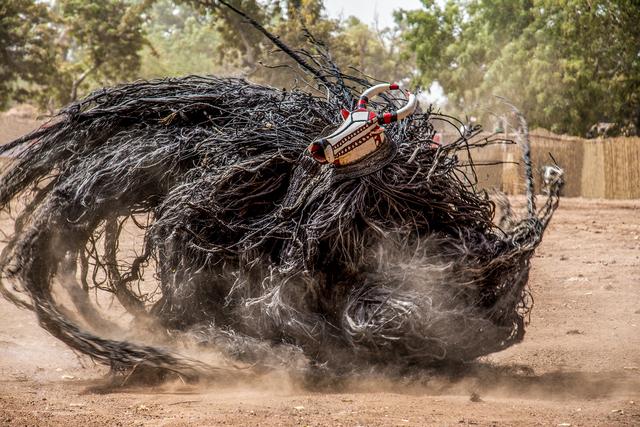 , 'Bwa Spirit Mask, Burkina Faso,' 2014, THK Gallery