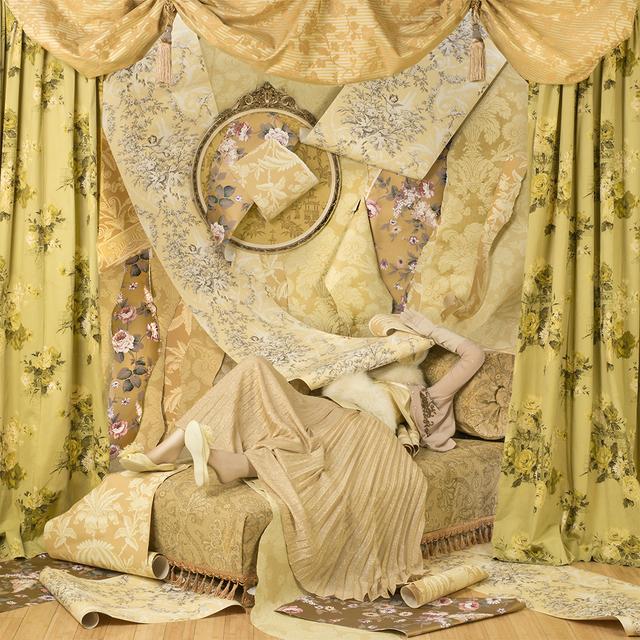, 'Wallpapered,' , Helikon Gallery & Studios