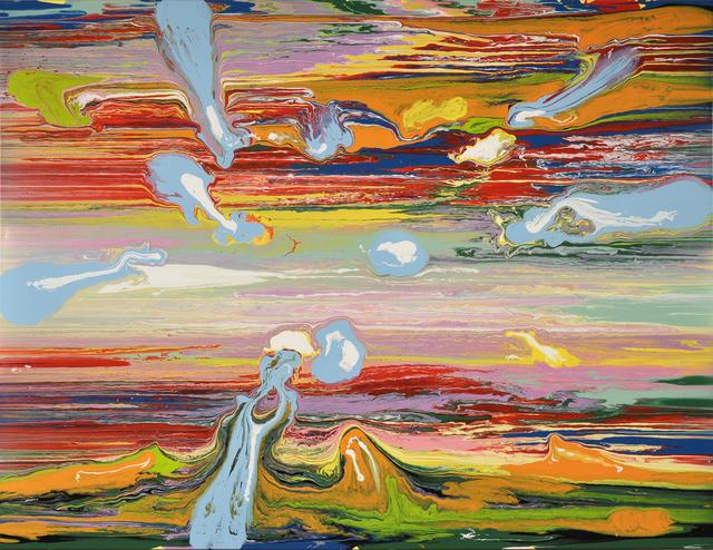 Fernando Canovas, 'Splash Nro. 48', 2010, MAMAN Fine Art Gallery