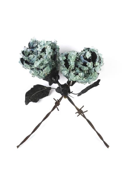 , 'Rose X,' , Hashimoto Contemporary
