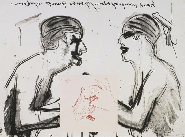 Bruce Nauman, 'Untitled', 1994, Gemini G.E.L.