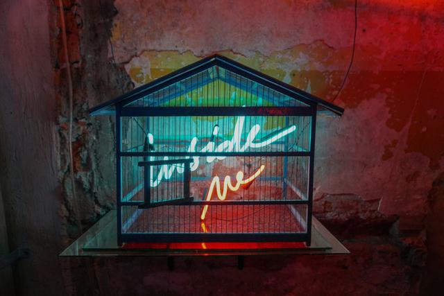 , 'Inside me,' 2019, MAIA Contemporary
