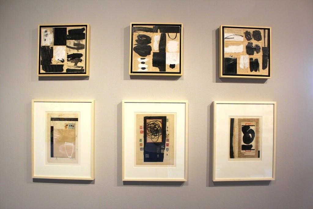 Collage - Dennis Parlante | Nisa Touchon Fine Art | Artsy