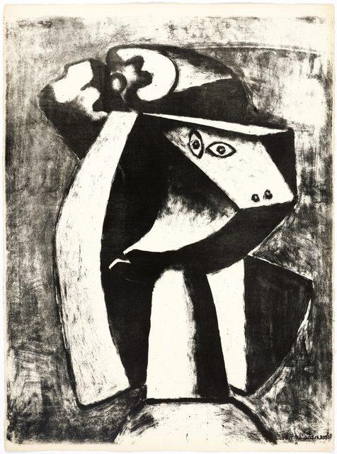 Pablo Picasso, 'Figure', 1947, Koller Auctions