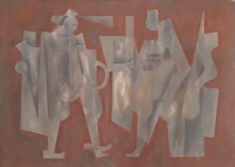 , 'Admonición (2 personajes),' 1963, Pablo Goebel Fine Arts