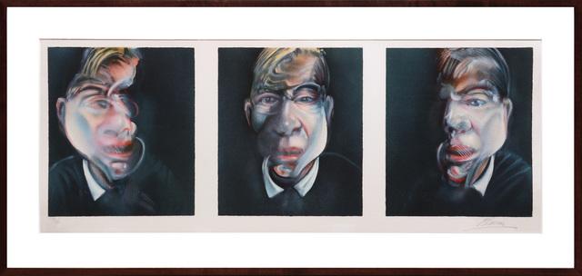 , 'Three Studies for a Self-Portrait.,' 1981, Peter Harrington Gallery
