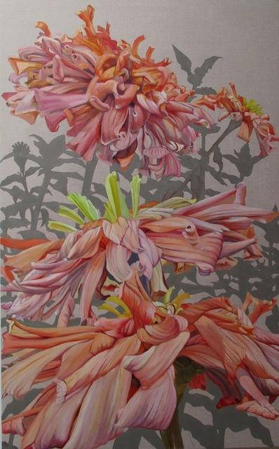 , 'Flourish,' 2014, JAYJAY