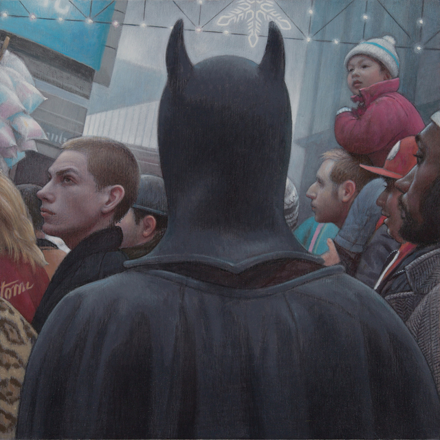 Glenn Priestley, 'Batman', Kinsman Robinson Galleries